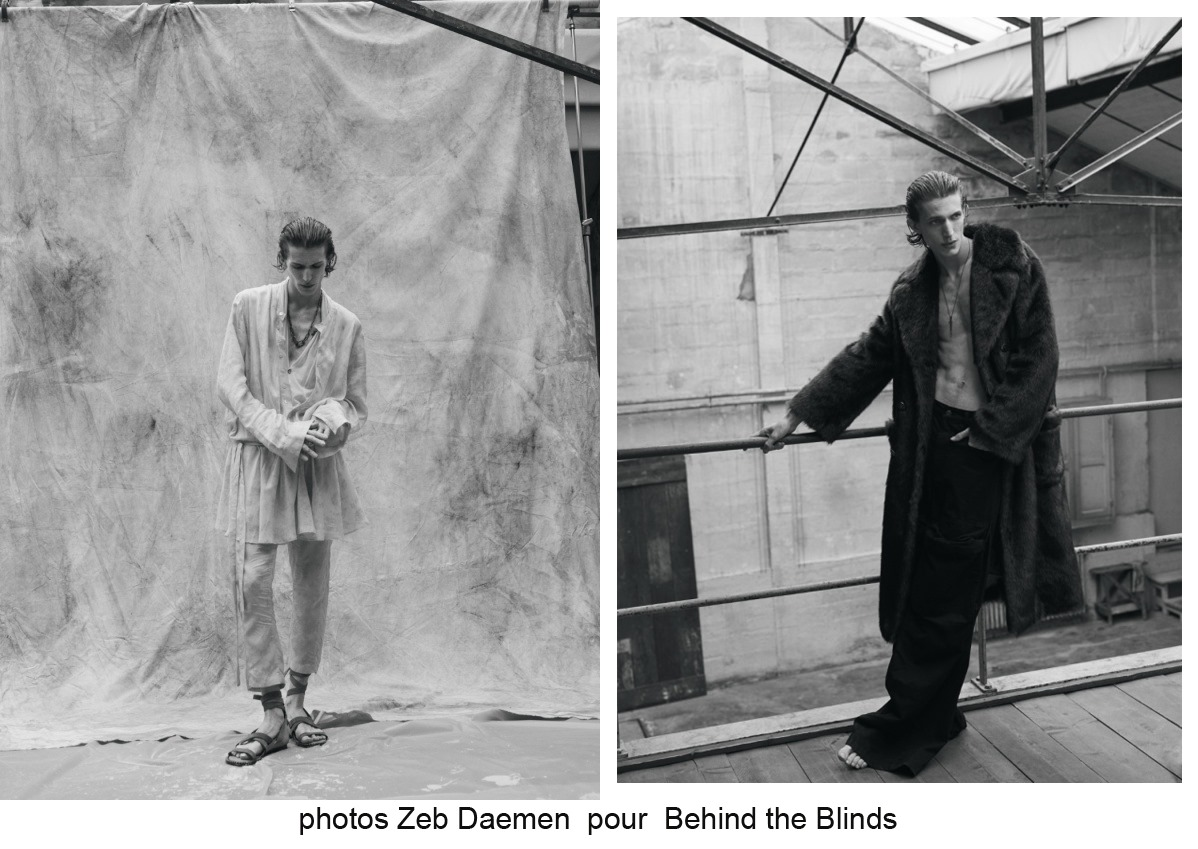 Zeb Daemen pour Behind The Blinds