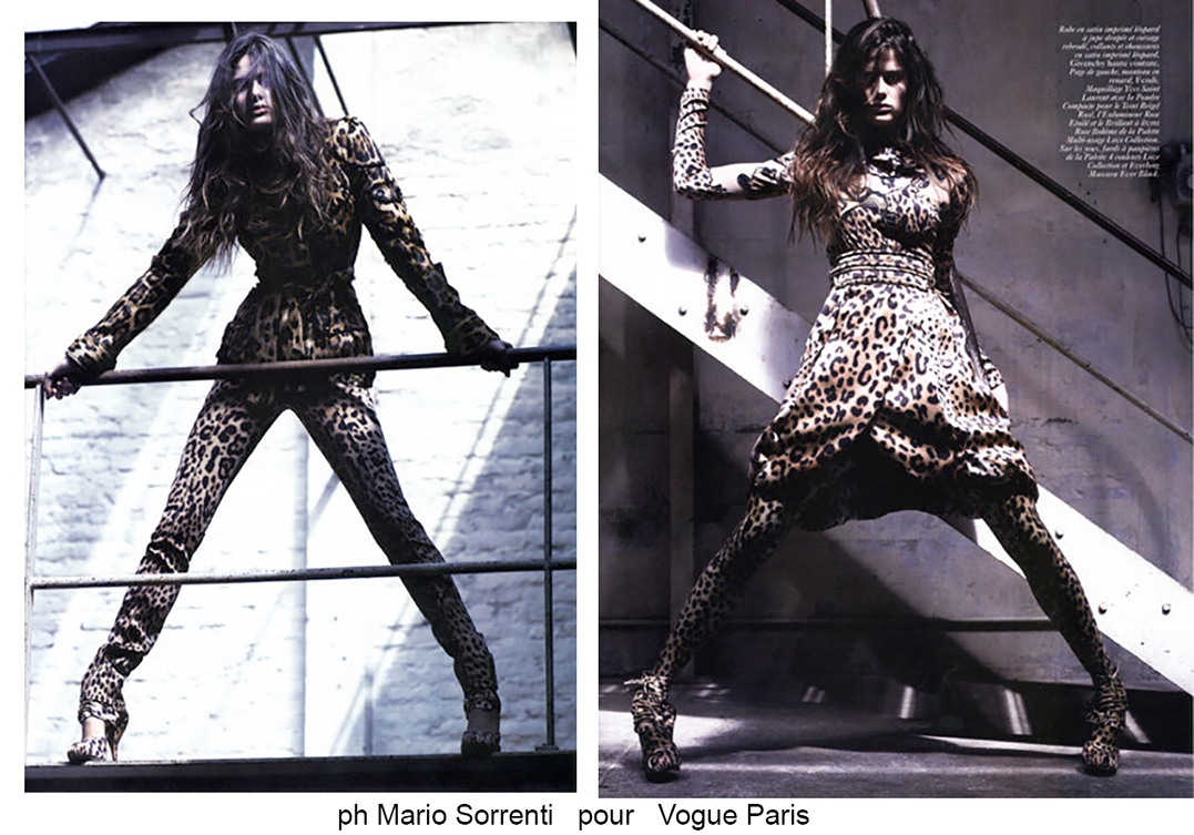 Mario Sorrenti pour Vogue