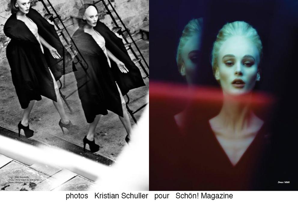 Kristian Schuller pour Schon! Magazine
