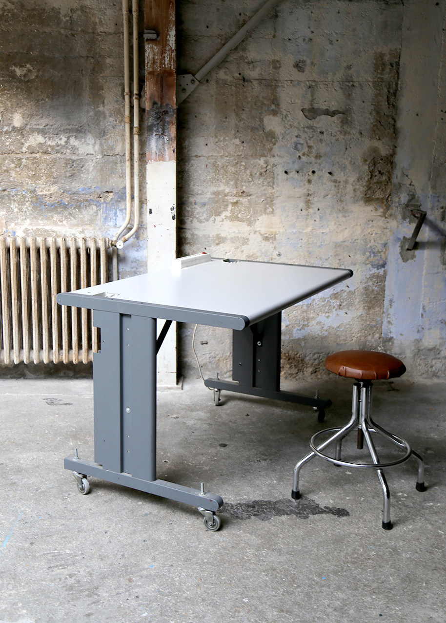 Table Photo industrielle