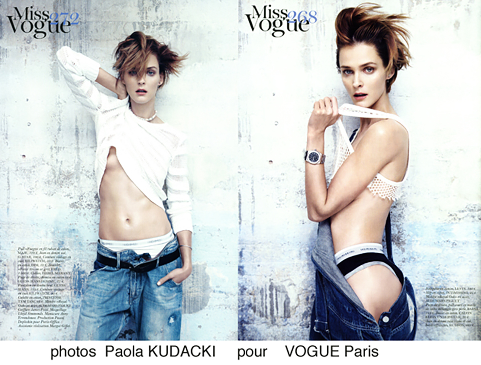 Paola Kudacki pour Vogue Paris
