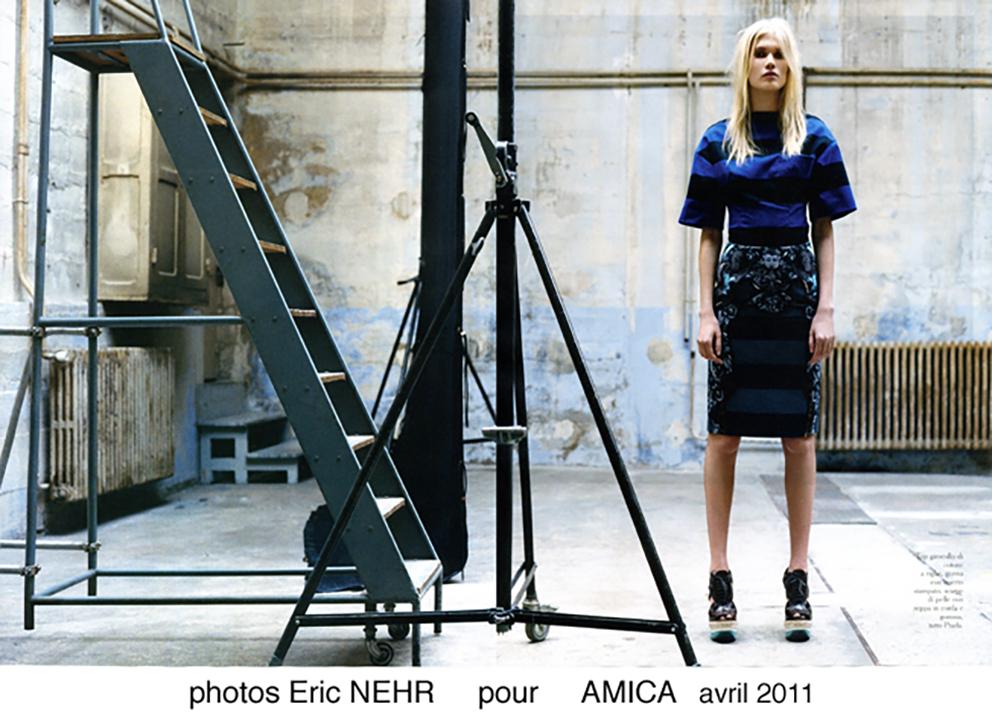 Eric Nehr pour AMICA