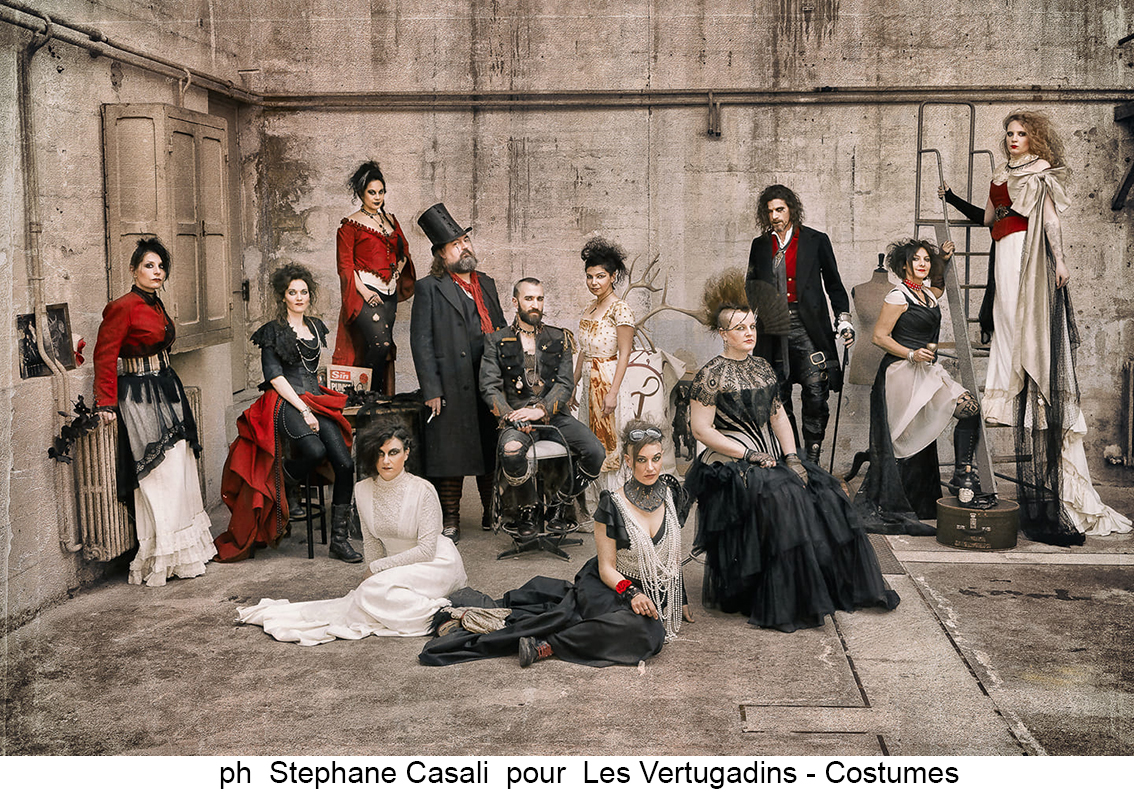 Les Vertugadins par Stéphane Casali