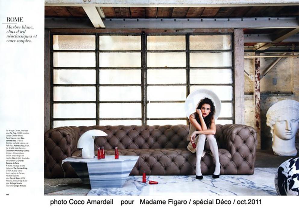 Coco Amardeil pour Madame Figaro